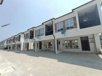 Serviced 4 Bedroom Terrace Duplex, Chisco, Ikate, Lekki, Lagos, Terraced Duplex for Rent