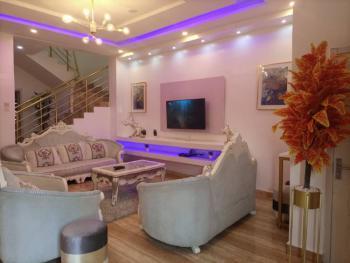 4 Bedrooms Semi Detached Duplex, Ademola Eletu Way, Osapa, Lekki, Lagos, Semi-detached Duplex Short Let