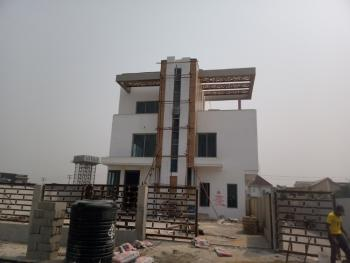 Luxury 5 Bedroom Detached Smart House with Swimming, Osapa, Lekki, Lagos, Detached Duplex for Sale