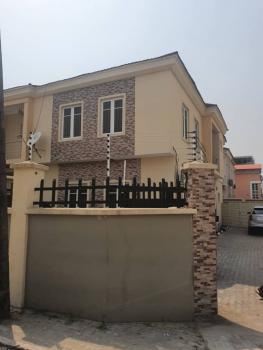 a 4 Bedroom with 2 Nos. Living Room Semi Detached House., Ikate, Lekki, Lagos, Semi-detached Duplex for Sale