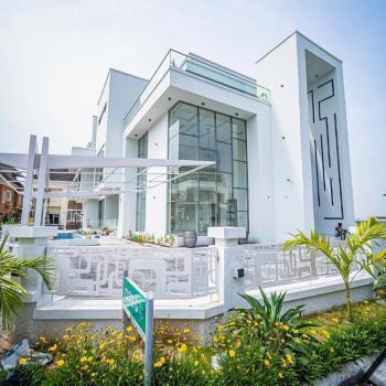 Super Luxury 5 Bedroom Smart Home with 2 Kitchen(wet & Dry), Osapa, Lekki, Lagos, Detached Duplex for Sale