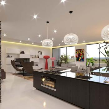 4-bedroom Maisonette Penthouse, Alexander Road, Ikoyi, Lagos, Terraced Bungalow for Sale