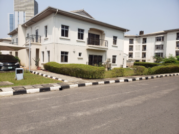 Luxury 4 Bedroom Detached House with 1 Room Bq, Treasure Gardens Estate, Lekki Phase 1, Lekki, Lagos, Detached Duplex for Rent