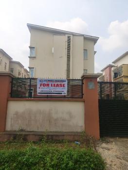 Block of 6 Nos 3 Bedroom Flats with Bq and Underground Swimming Pool, Sobo Arobiodun Street, Ikeja Gra, Ikeja, Lagos, Flat for Rent