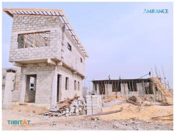 Luxury 3 Bedrooms Terrace with Bq, Abraham Adesanya, Ajiwe, Ajah, Lagos, Terraced Duplex for Sale