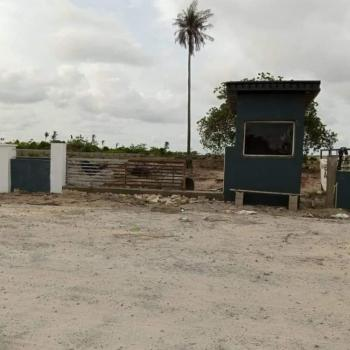 Commercial Plot of Land with C of O in Strategic Location, Oshoroko, Ibeju Lekki, Lagos, Commercial Land for Sale