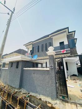 4 Bedroom Semi-detached Duplex Price 4.5m, Chevy View Estate, Lekki, Lagos, Semi-detached Duplex for Rent