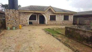 a Nice and Affordable Bungalow on a Fenced Full Plot, Ita Oluwo Area, Odogunyan, Ikorodu, Lagos, Detached Bungalow for Sale