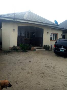 2 Nos Comprising 4 Bedroom & 2 Bedroom Detached Bungalows., Kings Ave. Opposite Bonif Filling Station, Off Prince Obi Lane, Port Harcourt, Rivers, Detached Bungalow for Sale