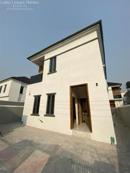 Well Built 4 Bedroom Detached Duplex with B. Q, Idado, Lekki, Lagos, Detached Duplex for Sale