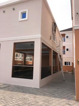 4 Bedroom Terrace Duplex with Bq, Ikate, Lekki, Lagos, Terraced Duplex for Rent