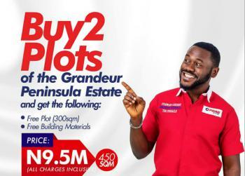Grandeur Peninsula, Grandeur Peninsula Estate, Gra, Abijo, Lekki, Lagos, Mixed-use Land for Sale
