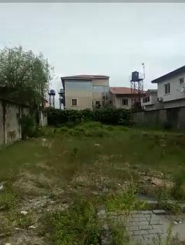 Fenced and Gated 500sqm, Off Bisola Durosinmi Etti Drive, Lekki Phase 1, Lekki, Lagos, Mixed-use Land for Rent