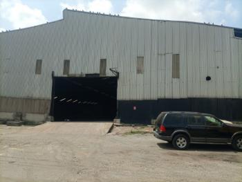 4 Warehouses + 4 Admin Blocks on 4 Hectares of Land with C of O, Along Apapa/ijora Expressway, Ijora, Apapa, Lagos, Warehouse for Sale