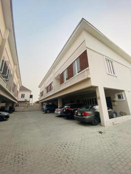 4 Bedroom Terraced Duplex with Washing Machine & Refrigerator, Orchid, Lekki, Lagos, Terraced Duplex for Rent
