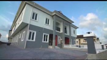 Newly Built 4 Bedroom Semi Detached Duplex with B.q, Peace Gardens Estate, By Novare Mall, Sangotedo, Ajah, Lagos, Semi-detached Duplex for Rent