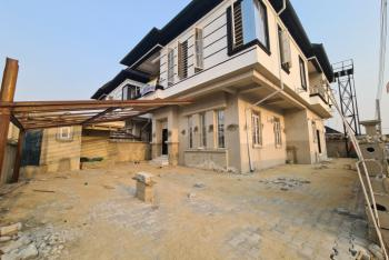 Brand New and Spacious 4 Bedroom Detached House with Bq, Ikota, Lekki, Lagos, Semi-detached Duplex for Sale