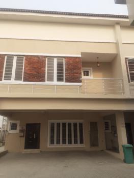 4 Bedroom Terrace Duplex, Orchid Road, Lafiaji, Lekki, Lagos, Terraced Duplex for Rent