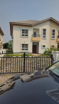 Beautifully Finished & Well Maintained 4bedrooms Semi-detached Duplex, Agungi Lekki Lagos, Agungi, Lekki, Lagos, Semi-detached Duplex for Rent
