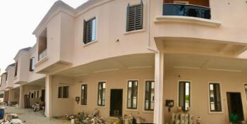 Fully Serviced and Finished 4 Bedroom Terrace., Lekki Conservation Road, Lekki Expressway, Lekki, Lagos, Terraced Duplex for Rent