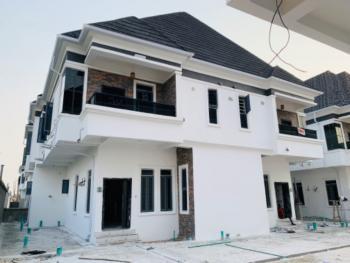 Magnificent Luxury 4 Bedroom Semi Detached Duplex Plus Bq in an Estate, After Lekki Toll Gate , Close to Chevron, Lekki, Lagos, Semi-detached Duplex for Sale