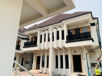 Exotically Finished 4 Bedroom Semi Detached Duplex Plus Bq, Close to Chevron After Lekki Toll Gate, Lekki, Lagos, Semi-detached Duplex for Sale