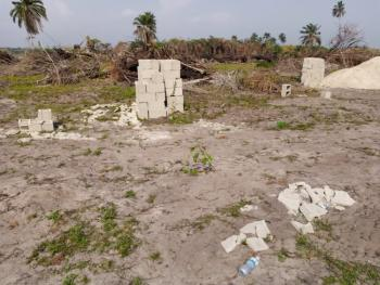 Secure a Luxury Lagoonfront Dry Land with Approved Excision Now!!!, Amazing 100% Dry with Good Title, After Dangote Refinery , Lepia Town, Ibeju Lekki, Lagos, Mixed-use Land for Sale