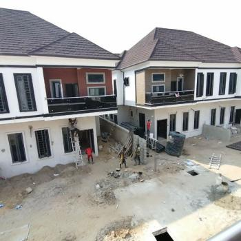 Newly Built 4 Bedroom Semi Detached Duplex with Excellent Facilities, Chevron, Lekki, Lagos, Semi-detached Bungalow for Sale