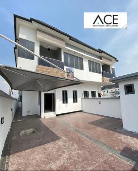4 Bedroom Semi Detached, Chevron Axis, Lekki, Lagos, Semi-detached Bungalow for Sale