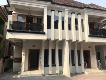 Exquisitely Finished 4 Bedroom Semi Detached Duplex + Bq Impeccable, Chevron 2nd Toll Gate, Lekki Phase 2, Lekki, Lagos, Semi-detached Duplex for Sale