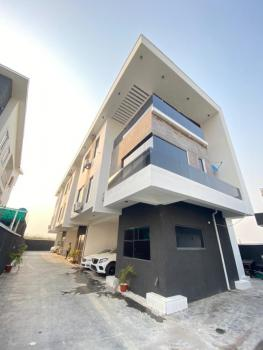 Luxury Finished 4 Bedroom Terrace Duplex + Bq with Impeccable Features, Ikate Elegushi, Lekki, Lagos, Terraced Duplex for Sale