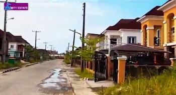 C of O Land in a Built Up Estate, Amity Estate Opposite Crown Estate, Sangotedo, Ajah, Lagos, Residential Land for Sale