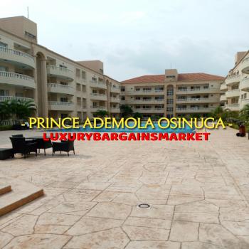 Waterfront +jetty 3 Bedroom Apartment +massive Pool!, Banana Island Road, Ikoyi, Lagos, Flat for Rent