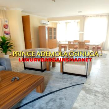 Prince Ademola Osinuga Luxury & Furnished 3 Bedroom Apartment, Off Gerrard Road, Old Ikoyi, Ikoyi, Lagos, Flat Short Let