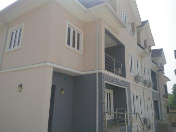 Newly Built Luxury 3-bedroom Terraced Duplex with Bq, Wuye, Abuja, Terraced Duplex for Rent