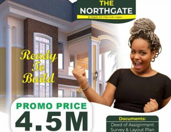Heavy Promo - Affordable Land in a Developed Environment, Opposite Fara Park Near Shoprite, Sangotedo, Ajah, Lagos, Residential Land for Sale