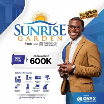 Land ( Sunrise Ode Omi), Ode Omi, Ibeju Lekki, Lagos, Mixed-use Land for Sale