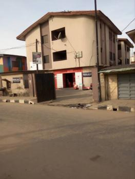 Solid 5 Units of 3 Bedroom Flats Plus 2 Warehouse, Okota, Isolo, Lagos, Block of Flats for Sale