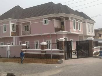 Newly Built 2 Units of 5 Bedrooms Detached House with Bq, River Valley Estate, Ojodu, Lagos, Detached Duplex for Sale