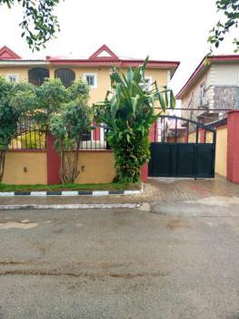 3 Bedroom Semi Detached Duplex with Bq, After Sunnyvale Estate, Lokogoma District, Abuja, Semi-detached Duplex for Sale