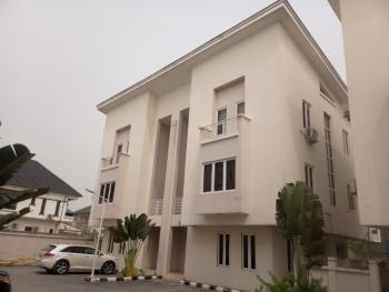 Newly Built 4 Bedroom Terrace Duplex with Bq, Osapa, Lekki, Lagos, Terraced Duplex for Rent
