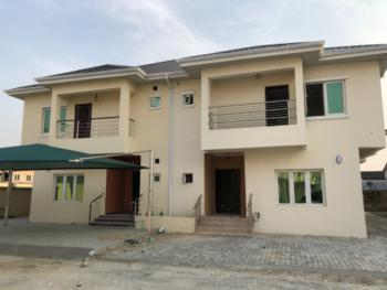 Fully Finished Extraordinary 4 Bedroom Detached Duplex with a Bq, By Enyo Filling Station, Elegushi Beach Road, Ikate Elegushi, Lekki, Lagos, Detached Duplex for Sale