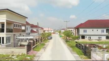 Ready to Build Land in a Developed Estate with Governors Consent, Few Minutes From Expressway and Shoprite, Sangotedo, Ajah, Lagos, Residential Land for Sale