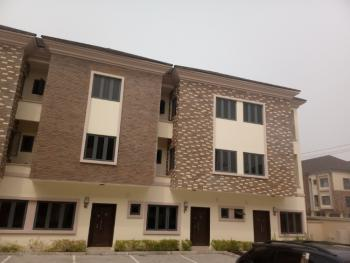 Fully Serviced 4 Bedroom Terraced Duplex at Osapa, Osapa, Lekki, Lagos, Terraced Duplex for Rent