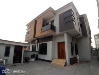 Luxury Four Bedroom Semi Detached Duplex with Bq, Lekki Phase 2, Lekki, Lagos, Detached Duplex for Rent