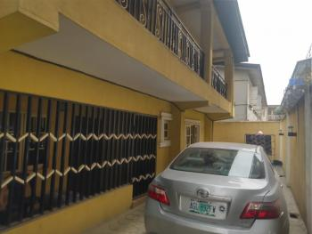 Lovely 3 Bedroom Flat in a Cool Environment, Off St.finbarrs Road, Akoka, Yaba, Lagos, Flat for Rent