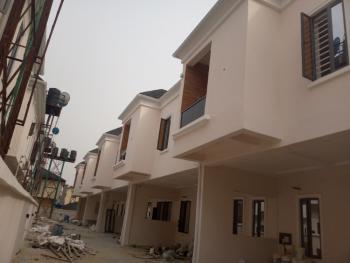 Newly Built 4 Bedroom Terrace Duplex, 2nd Toll Gate, Lekki, Lagos, Terraced Duplex for Rent