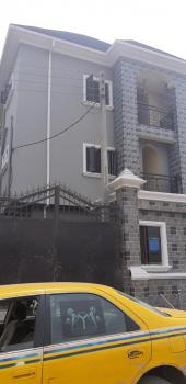 a Lovely and Nice Newly Built 3 Bedroom Flat with Car Park., Off Cole Street,abiodun Wright, Surulere, Lagos, Flat for Rent
