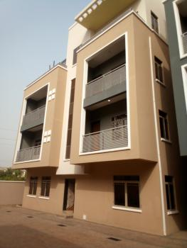 Brand New Ambassadorial 3 Bedrooms & Bq, Coza, Guzape District, Abuja, Flat / Apartment for Rent