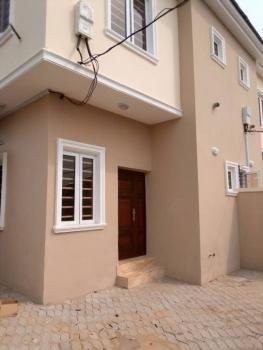Lovely 4 Bedroom Detached in River Valley Estate Ojodu Lagos, River Valley Estate, Ojodu, Lagos, Semi-detached Duplex for Rent